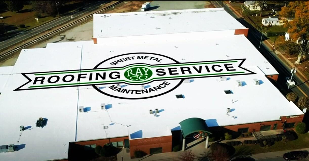 Re-roofing, TPO, White Roof, Roofing Service, The RAY Company